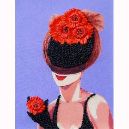 "Вышивка лентами Woman Hobby ""Серия шляпки №6"" 500036"