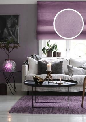 Римские шторы Eskar 13129060160 фиолетовый 160х6