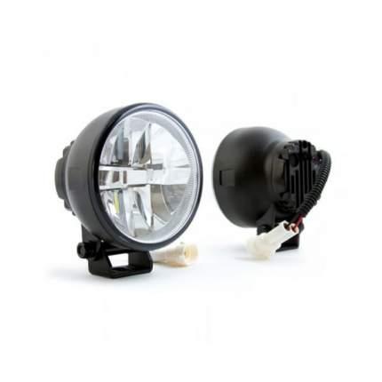 Противотуманная фара MTF Light светодиодная Ф90мм, 12В, 5.9Вт, ЕСЕ R19, E4 FLR90