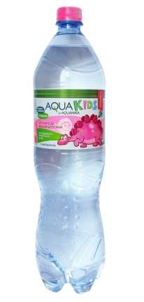Вода без газа Aquanika детская, 1.5 л