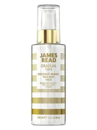 Спрей James Read Coconut Water Tan Mist Кокосовый Освежающее Сияние, 100 мл
