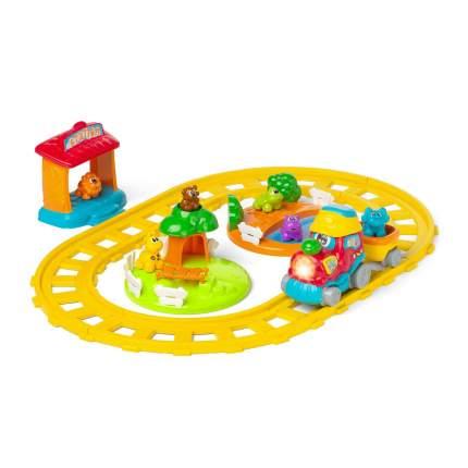 Игровой набор Chicco Adventure Train