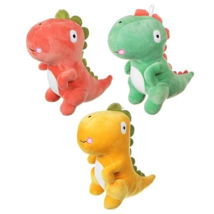 Мягкая игрушка Мешок подарков Динозавр, в ассортименте