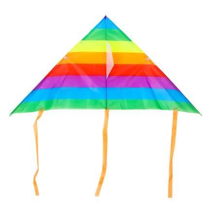 Воздушный змей SILAPRO Радужный треугольник