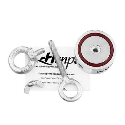 Поисковый магнит НЕПРА 2F120 (двухсторонний)
