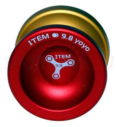 Йо-йо 9.8 Item красный/золотой
