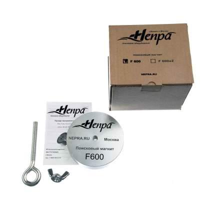 Поисковый магнит НЕПРА F600 (односторонний)