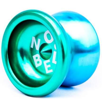 Йо-йо 9.8 Nobel голубой/зеленый