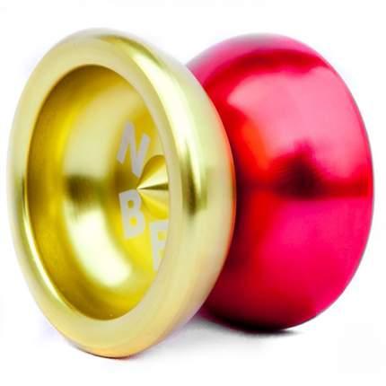 Йо-йо 9.8 Nobel красный/золотой