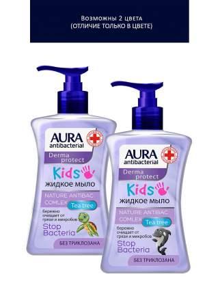 Крем-мыло Aura Kids антибактериальное, 250 мл