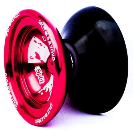 Йо-йо 9.8 Split красный/черный
