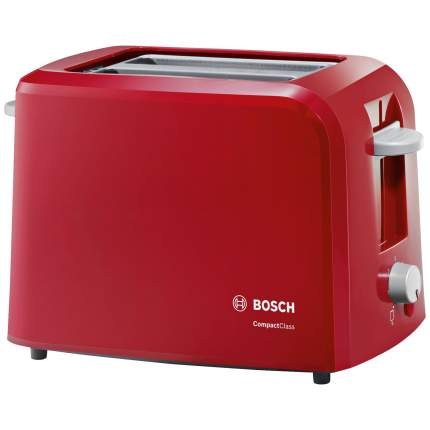 Тостер Bosch CompactClass TAT3A014 Red