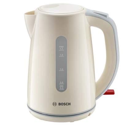 Чайник электрический Bosch TWK7507 White