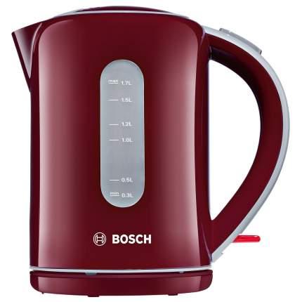 Чайник электрический Bosch TWK7604 Red