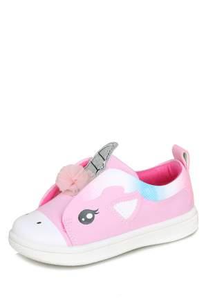 Кеды для девочек Honey Girl, цв. розовый, р-р 21