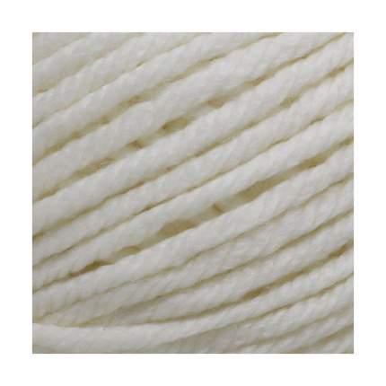 "Пряжа Камтекс ""Подиум"", цвет: 205 белый, 125 м, 250 грамм (2 мотка) ( 2)"