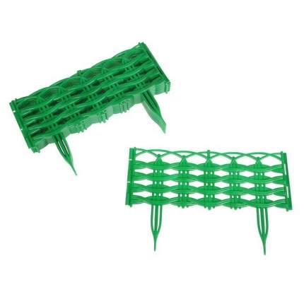 Декоративное ограждение Репка Ивушка зеленый