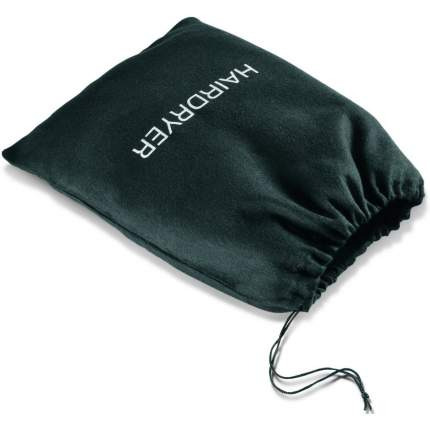 Чехол для хранения фена B01 VALERA Black flannel pouch