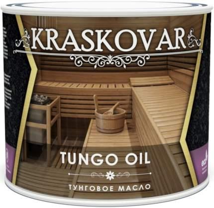 Тунговое масло для древесины Kraskovar Tungo Oil  0,75 л