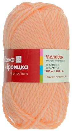 """Пряжа из Троицка """"Мелодия"""", цвет само (10 мотков) (количество товаров в комплекте: 10)"""
