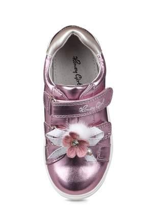 Полуботинки для девочек Honey Girl, цв. розовый, р-р 26