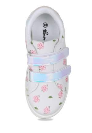 Полуботинки для девочек Honey Girl, цв. разноцветный, р-р 26