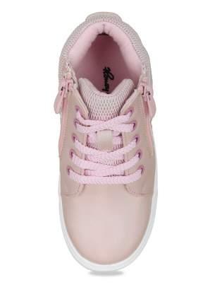 Ботинки для девочек Honey Girl, цв. розовый, р-р 26