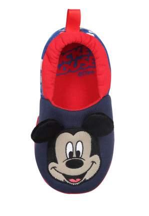 Тапочки детские Mickey Mouse, цв. синий р.26