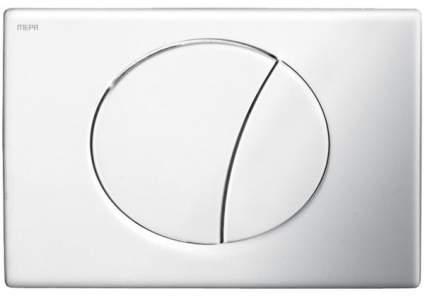 Клавиша смыва для унитаза Mepa Sun 421668, хром матовый