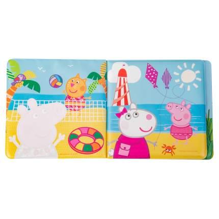 Книжка для ванны Peppa Pig Раскраска водой