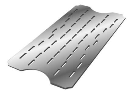 Колосник для мангала Grillux VikinG ВЗР2267-2 63,5х30,5 см