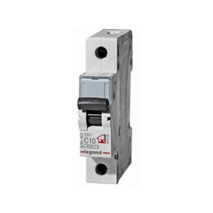 Legrand Автоматический выключатель Legrand TX3 6000 тип C 1П 10А 404026