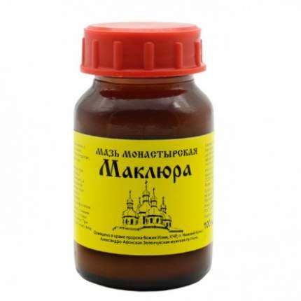 Мазь Маклюра Монастырская продукция 100 мл