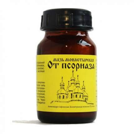 Мазь от псориаза Бизорюк Фабрика здоровья монастырская 100 мл