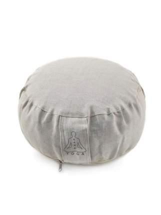 Подушка для йоги RamaYoga Zodiac, бежевый