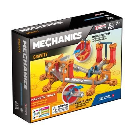 Магнитный конструктор Mechanics Gravity 115 деталей
