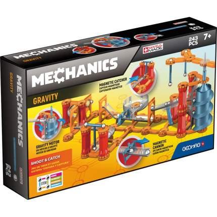Магнитный конструктор Mechanics Gravity 243 детали