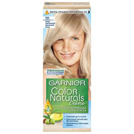 Краска для волос Garnier Color Naturals 111 Платиновый блонд 110 мл