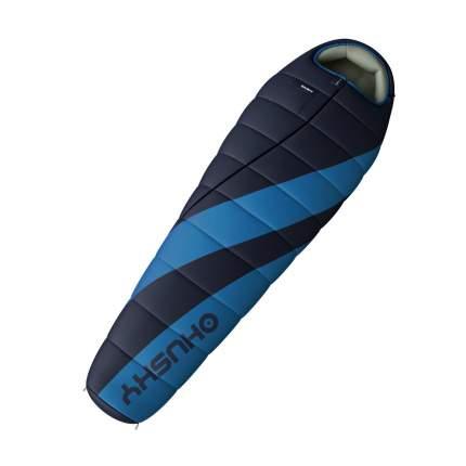 Спальный мешок Husky Ember blue, левый