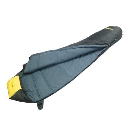 Спальный мешок Talberg Grunten черный, правый