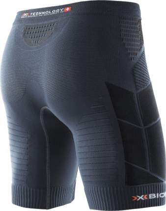 X-Bionic шорты Effektor Trail Running Power Pants charcoal L