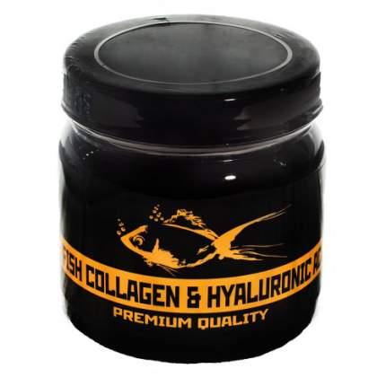 Морской коллаген Spirulinafood с гиалуроновой кислотой и витамином С капсулы 240 шт.