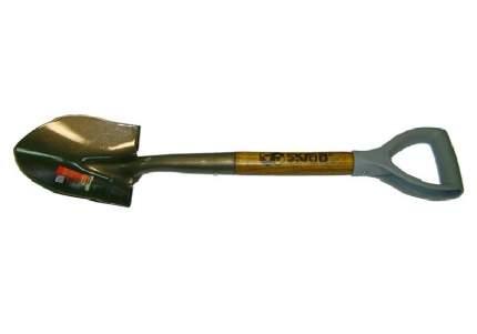 Лопата штыковая «АВТОМОБИЛЬНАЯ» (деревянный черенок) SKRAB 28110