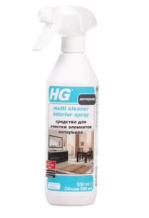 HG Средство для очистки элементов интерьера 0,5л