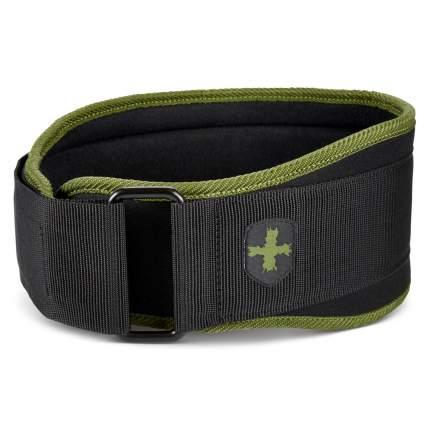 Пояс для тяжелой атлетики Harbinger 21810 green, L