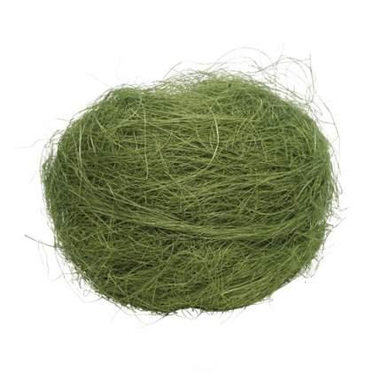 Сизаль 50гр зеленый