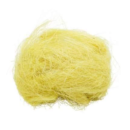 Сизаль 50гр желтый