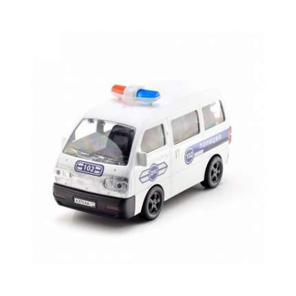 Машина инерционная Полицейский минивэн, 25 см