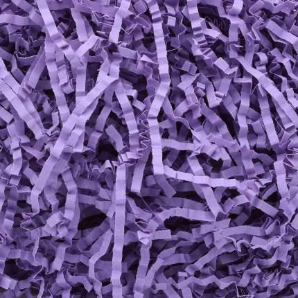 Бумажный наполнитель 35гр/упак фиолетовый