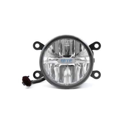 Противотуманные LED фары MTF Light 12В 22Вт ЕСЕ R19 универсальные, комплект FL25W